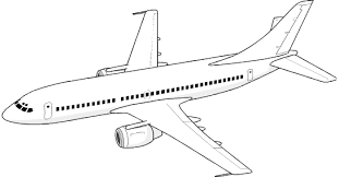 Airplane Clip Art Airplane Clip Art Free Clipart Coloring Pages Coloring Pages