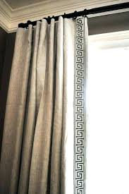 solid panel key trim pleasing shower curtain target curtains greek black lively and white