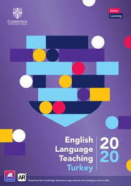 2020 Elt Cambridge University Press Catalogue Turkey By