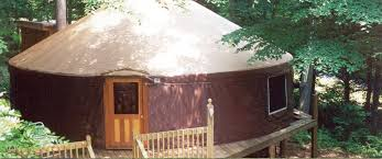 blue mountain yurts