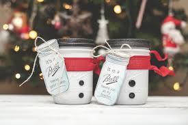 Decorating Canning Jars Gifts Mason Jars For Christmas Robots Monsters And Snowmen KA Styles 23