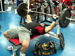 Greg Doucette IFBB PRO Bench Press 225 Lbs 54 Reps At 211 Lbs NFL 225 Bench Press Workout