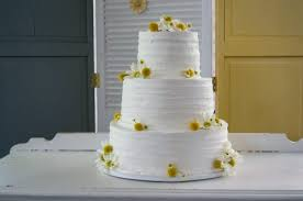 Sunflower Wedding Cakes Archives Pattys Cakes And Desserts
