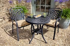hartman berkeley cast aluminium bistro set hartman garden furniture keen gardener the garden bbq centre keen gardener