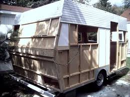 Diy travel trailer Micro Gearjunkie Juniper Travel Trailer Diy Project Rvpic11b