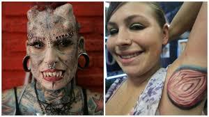 киевправда самые ужасные татуировки для девушек фото