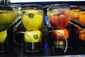 Fresh Fruit Packaging For Vending Machines New Frutube The New Way To Buy Fruit