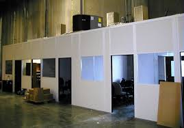 warehouse mezzanine modular office. Multi-Room Modular Office Warehouse Mezzanine I