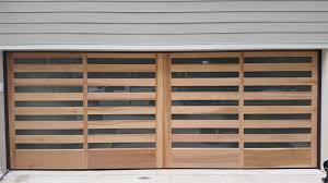 cedar garage doors. Custom Wood Garage Door Cedar Doors