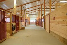 interior column stalls