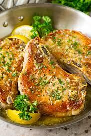 baked pork chops with garlic er