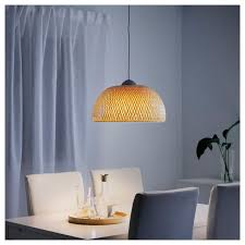 Bja Pendant Lamp Bamboo Pinterest Agha Interiors Agha Ikea