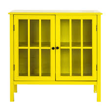 yellow furniture. Wellington Cabinet Yellow - Double Star Furniture