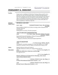 Example For Resume Writing Example Of Resume Profile Resume Building