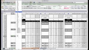 workout spreadsheet template google