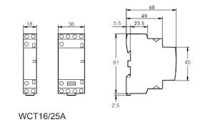 diagram 20a electrical 4p 220v contactor installation class ii or iii wiring diagram 20a electrical 4p 220v contactor installation class ii or iii