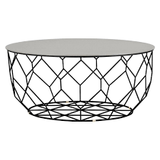 coffee table drawing. Bolia Comb Round Coffee Table Black Frame Large Drawing F