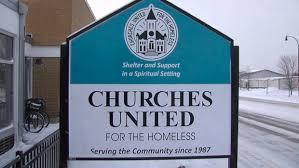 Churches United For The Homeless Inforum