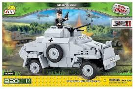 Купить <b>Конструктор Cobi</b> Small Army World War II 2366 Легкая ...