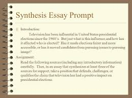 Ap English Synthesis Essay Writing An In Class Essay Ap Language Ppt Video Online Download