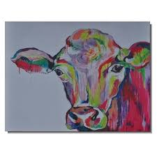 cow canvas wall art mary crestview collection cvccvtop1570 on two cows canvas wall art with cow canvas wall art mary art work