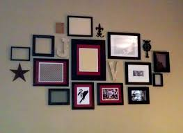 picture wall arrangement | Collage Wall