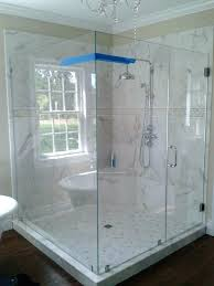 glass shower enclosure cost glass shower doors cost shower doors new jersey cost for contemporary glass glass shower