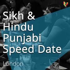 Sikh  amp  Hindu Punjabi Speed Date