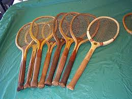 fistail fantail bulbous handle tennis rackets
