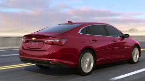 Top 2016 Malibu Highlights and Ford Fusion Comparison - McCluskey ...