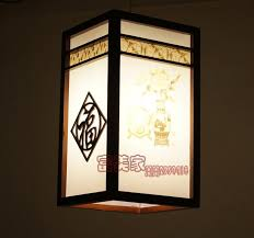 chinese style lighting. chinese style lighting lamps japanese faux bamboo pendant light bar e