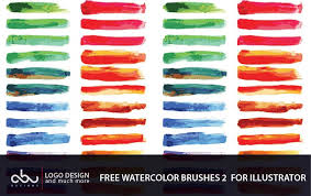 free watercolor brushes illustrator free watercolor brushes for illustrator part 2 abu designs