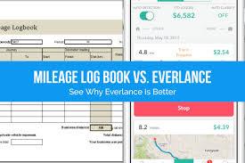 Mileage Book Mileage Log Book Vs Automatic Mileage Tracking App