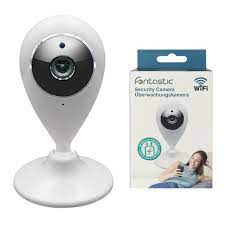 "Fontastic WiFi Kamera ""Smart Home"", mit Bewegungserkennung 45 m bei HELLWEG"