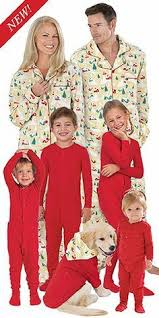 MOOSE ON SKIs Fun Matching Pajama Sets for Whole Family ...