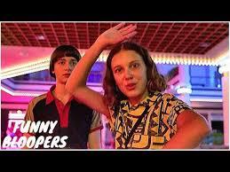Stranger Things Season 3 Funny Bloopers (<b>NEW 2019</b>)  Netflix ...