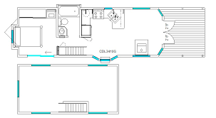 Small Picture Florida Cracker Cabin 8 Gorgeous Mobile Tiny House Plans DecohomeArt