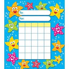 Free Sticker Chart Dancing Stars Incentive Chart Pad 200 Free Reward Stickers