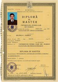 master tiganila marian diploma master tiganila marian
