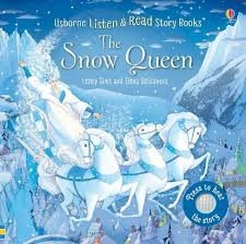The Snow Queen: (Usborne Listen and Read Story Books) by Lesley Sims |  WHSmith