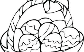 Easter Egg Coloring Pages Free Printable Egg Coloring Sheets Free