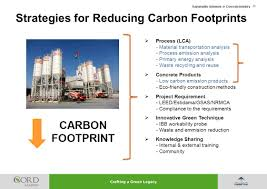 Eco Friendly Construction Sustainable Solutions In Concrete Industry Ppt Video Online Download