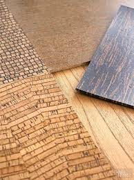 cork flooring.  Cork Cork Table Howto Throughout Flooring