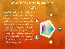 Analytic Skill Analytic Ability Magdalene Project Org