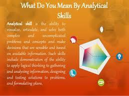 What Is Analytical Ability Under Fontanacountryinn Com