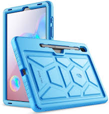 Galaxy Tab S6 Tablet <b>Case</b>, Poetic <b>Heavy Duty</b> Shockproof Kids ...
