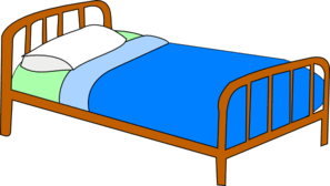 bed clipart. Beautiful Clipart Bed20clipart Inside Bed Clipart A