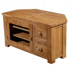 best tv stand corner unit for your family room design fabulous oak wooden tv stand