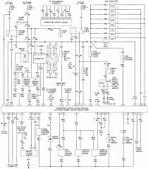 Ford wiring diagram diagrams for cars diagram large size