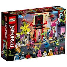 <b>Конструктор LEGO Ninjago</b> 71708 <b>Киберрынок</b>